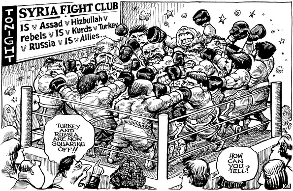 KAL's cartoon | The Ec...