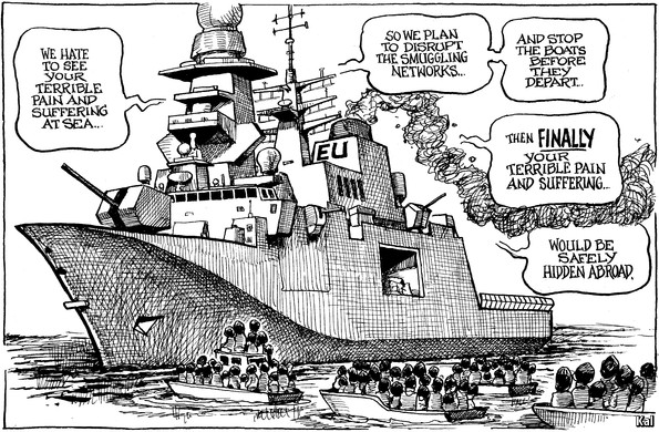 Kal To Action The Year In Kal S Cartoons The Economist