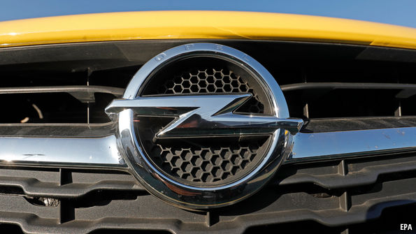 France's PSA Group may plan to buy Opel, GM's European operation