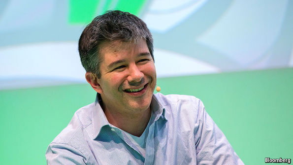 Uber CEO Apologizes For Lashing Out At Driver