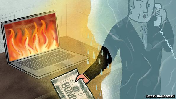 Digitisation shakes up corporate-bond markets
