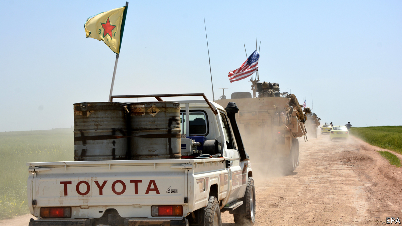 Syrian Kurdish official praises USA decision to provide arms