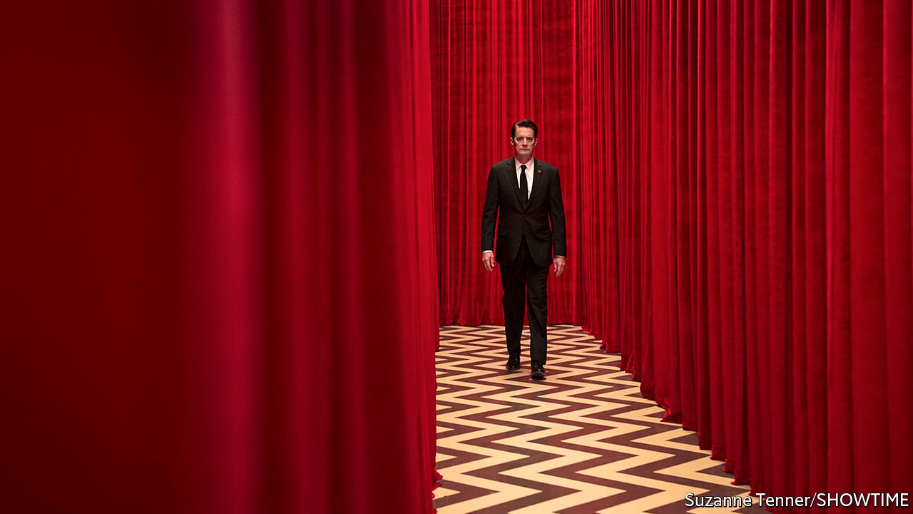 """David Lynch's """"Twin Peaks"""" is back after 26 years"""