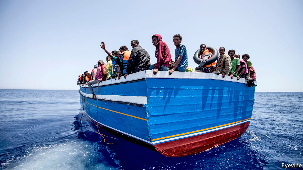 Migration from Eritrea slows