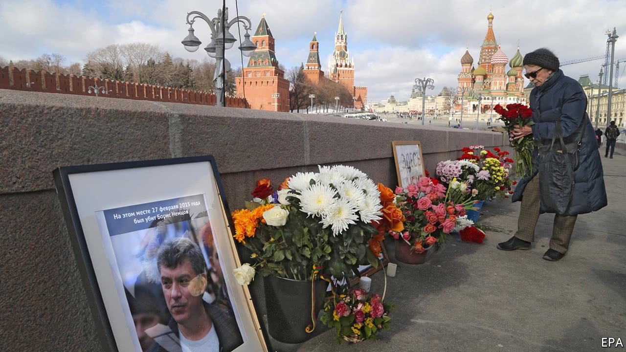 Russia convicts Boris Nemtsov's killers, but the organisers are still unknown