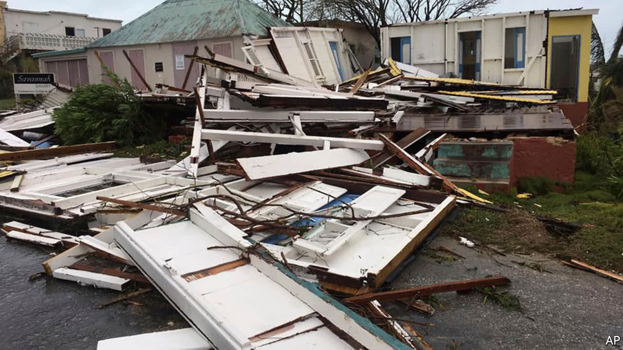 The Caribbean's pioneering form of disaster insurance