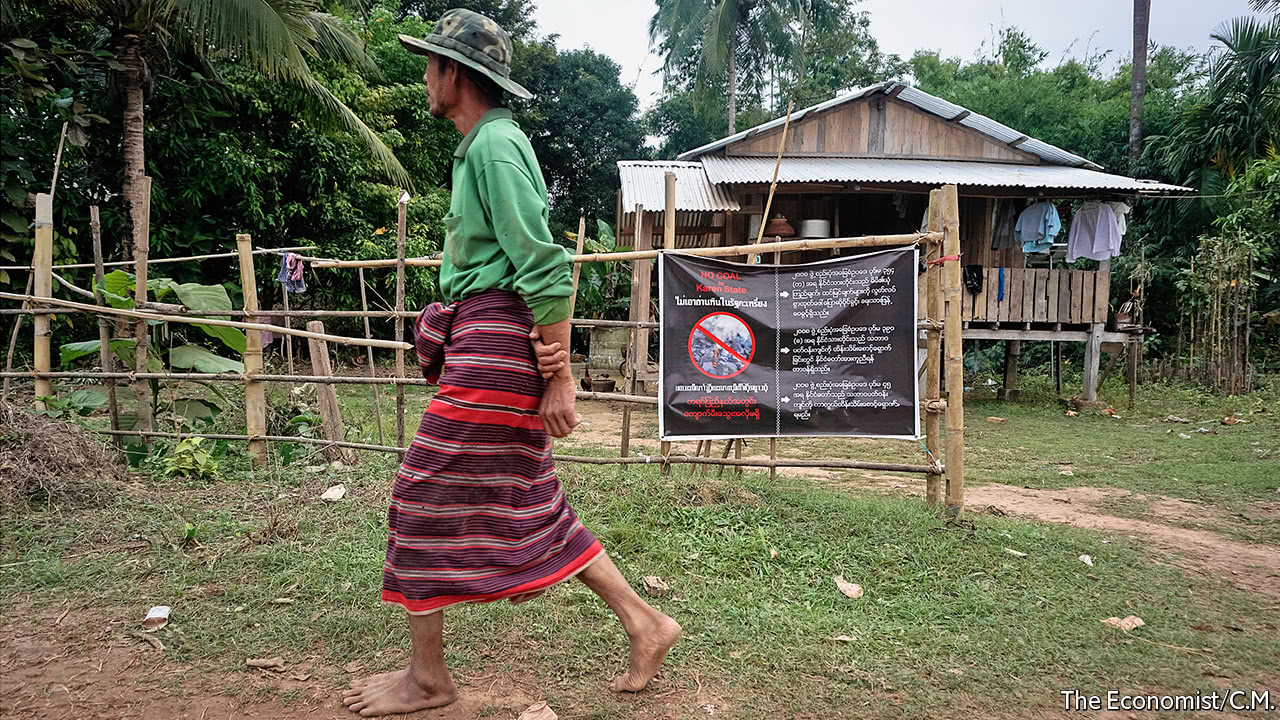Myanmar's peace process is not living up to its billing