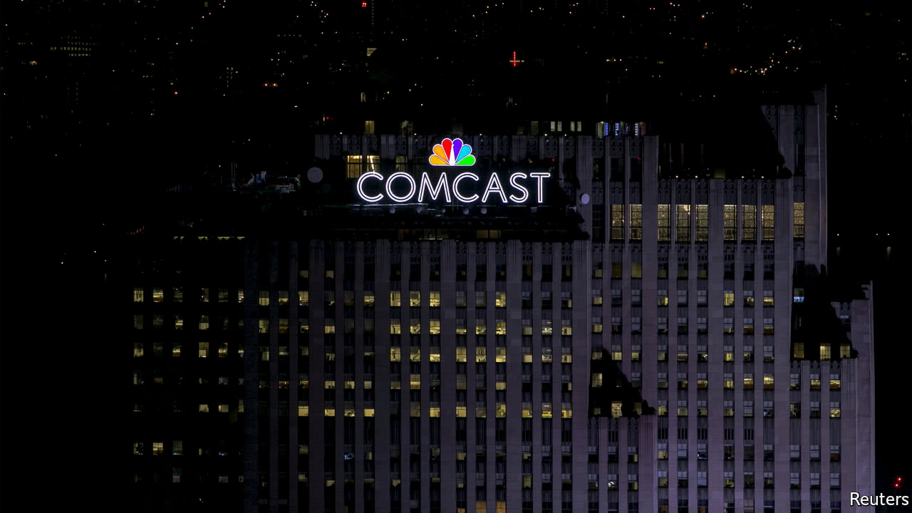 Will Comcast try to outbid Disney for Fox?