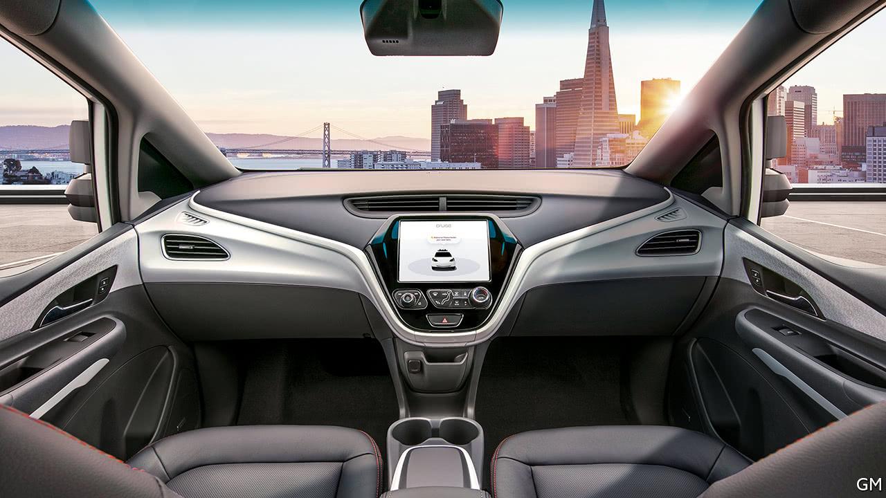 Autonomous vehicles are just around the corner   The Economist