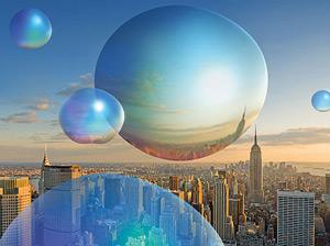 Financial Bubble  - cover