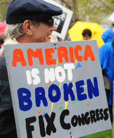 fix congress sign