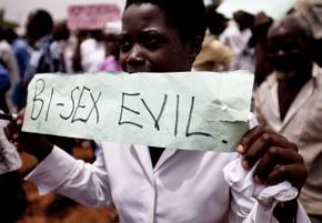 uganda, homosexuality