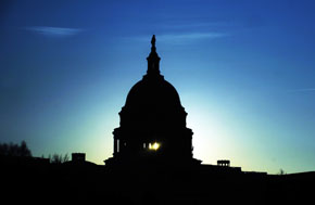 washington, capitol, senate, partisanship, david brooks