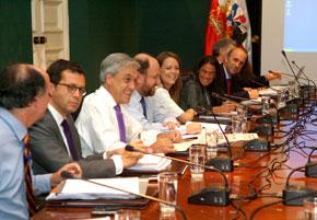 Chile's cabinet