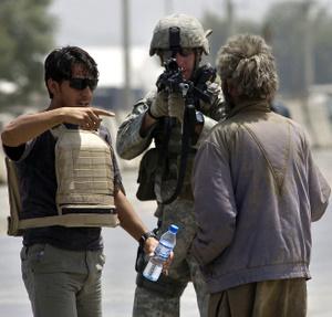 US soldier, afghanistan