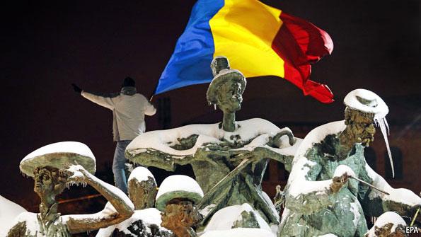 Romania economy problem?