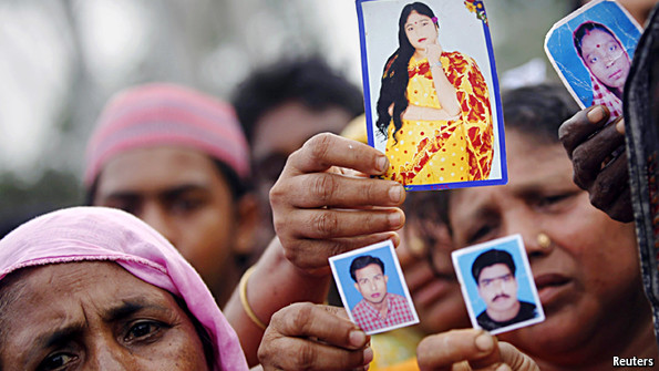 bangladesh would rana plaza be a game changer essay Rana plaza took less than 90 seconds to collapse, killing 1,134 people   inevitably, the onus for safety in bangladesh's garment factories will.