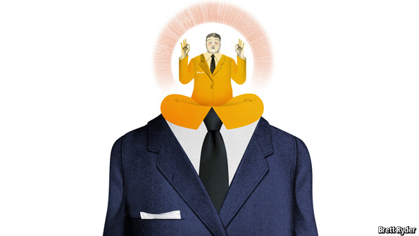 The mindfulness business