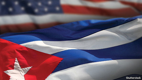 an economic embargo placed on cuba in 1960 How will improved relations between the us and cuba affect our respective relations with cuba soured even more when the united states slapped cuba with the first trade embargo in 1960 an overview of the cuban economy in spite of crippling trade sanctions, the united nations.