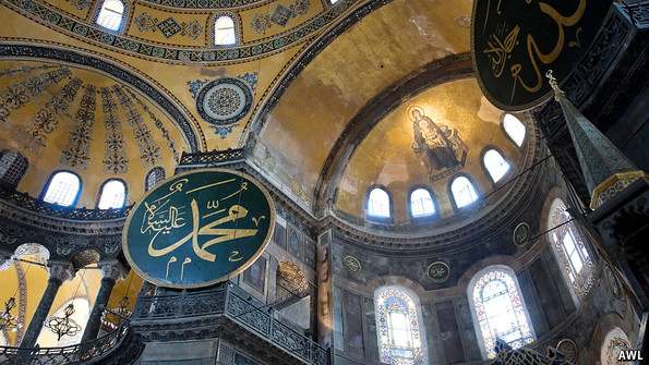 Turkey Mosques And Churches Church to Mosque…and Back