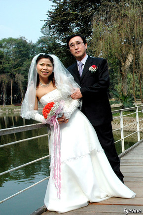 Who Marries Foreign Bride 6