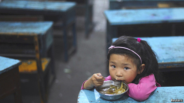 malnutrition the hungry and forgotten the economist