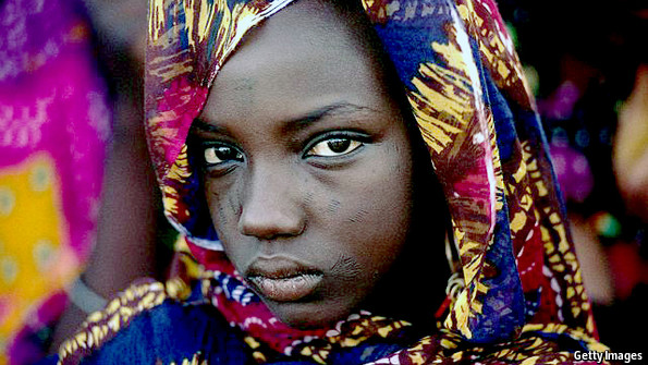 women in africa and the middle Why are middle eastern women forced to wear the veil why are they so  oppressed asks a student in response to the anonymous.
