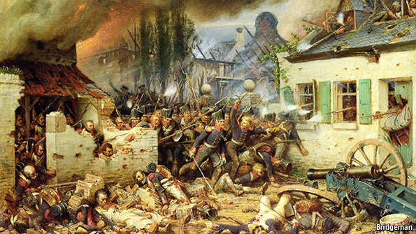 History Battle of Waterloo Waterloo The History of Four
