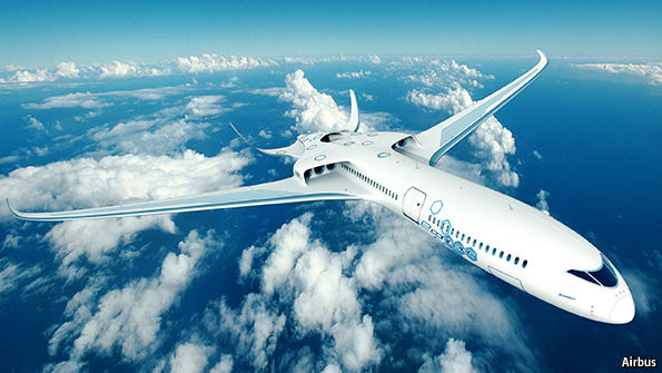 Future aircraft: Electrifying flight | The Economist