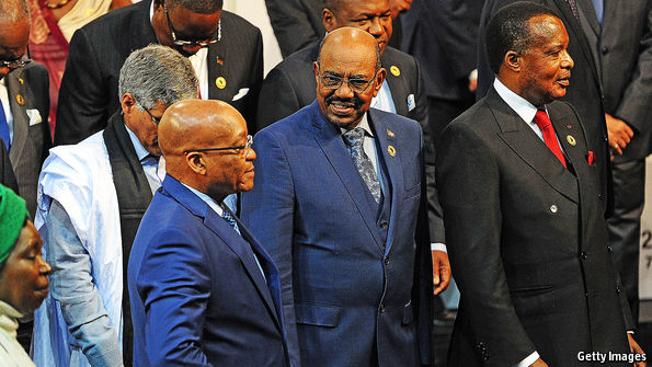 Stay And Fix ICC, African Union Urges