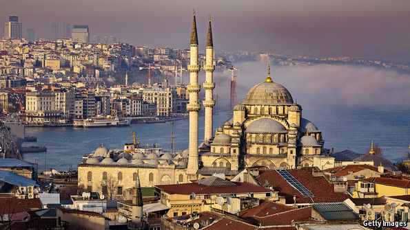 Metropolis on the Bosporus: New histories of Istanbul | The Economist