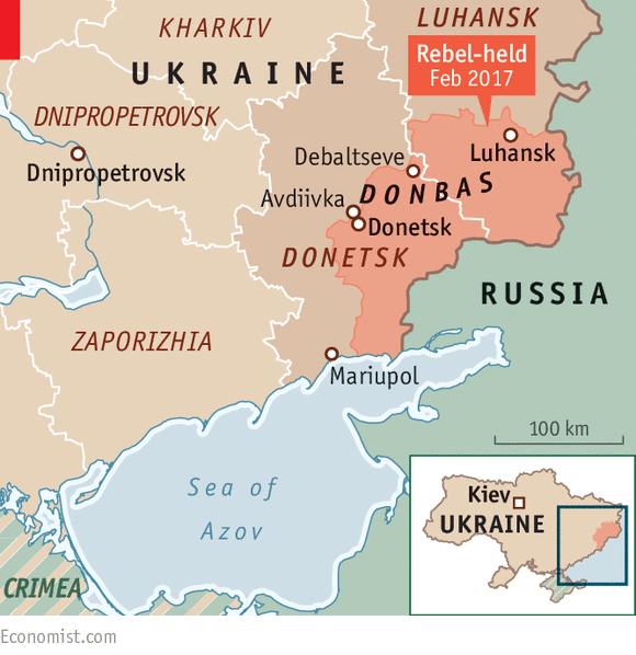 Tanks for calling As America and Russia talk Ukraine fights – Map Ukraine Fighting