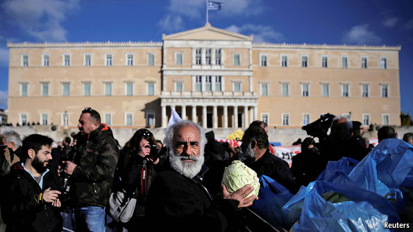 Greece hires Rothschild bank to navigate debt crisis