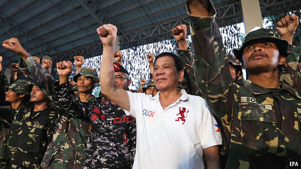 HRW: Duterte could be held liable for crimes against humanity