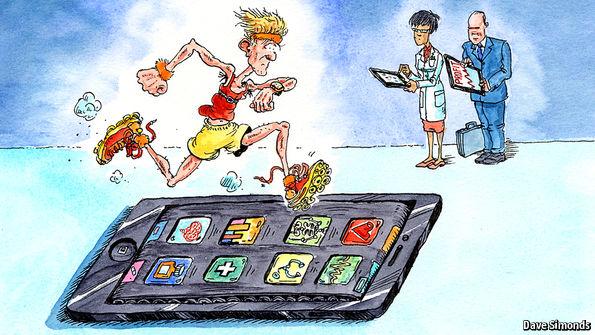 economist.com - The wonder drug: A digital revolution in health care is speeding up