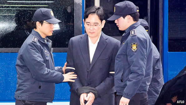 Samsung's strategy office is dismantled