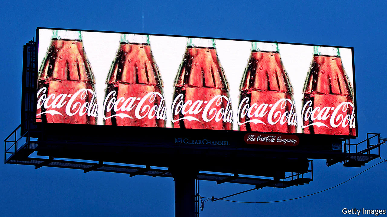 Coca-Cola's new boss tries to move beyond its core product