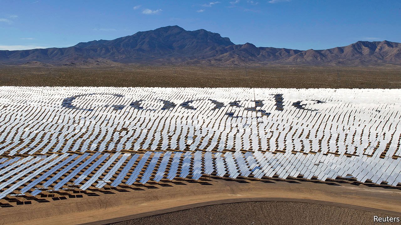 Big business sees the promise of clean energy