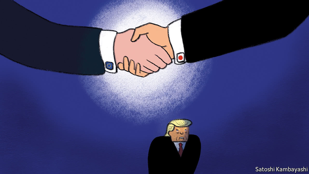 A new trade deal between the EU and Japan