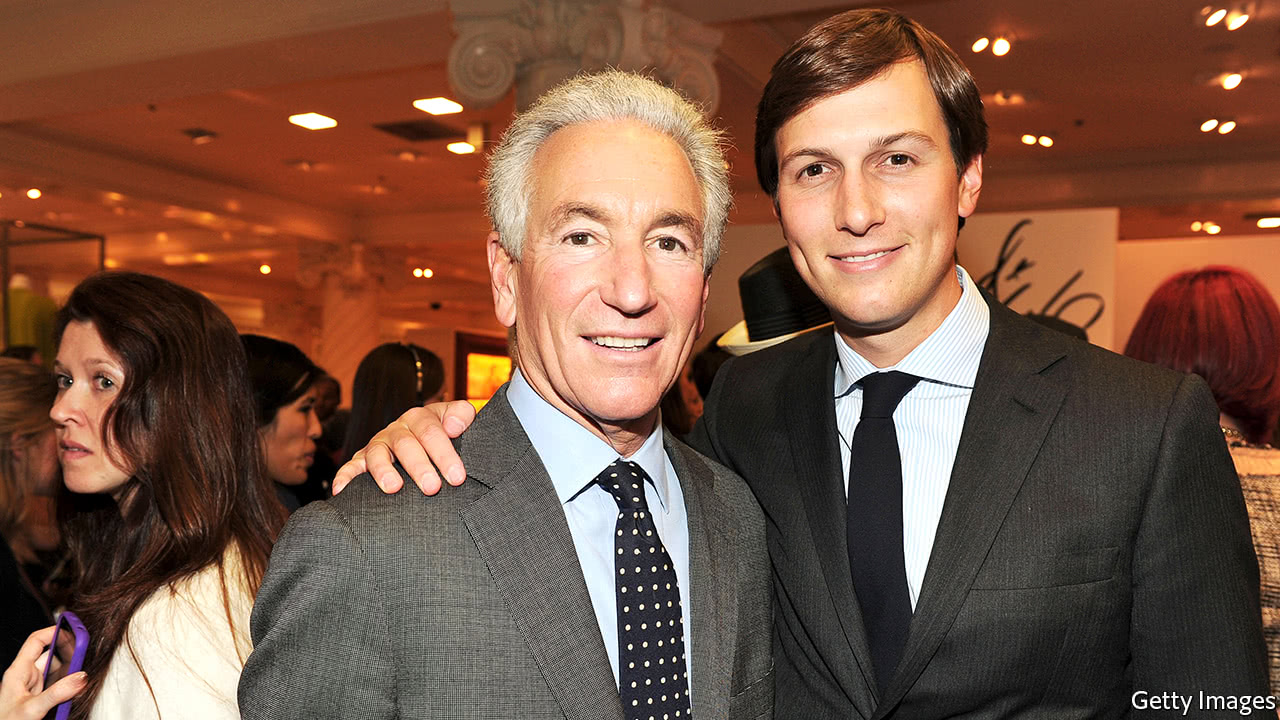 The Trump presidency may not have helped Kushner Companies