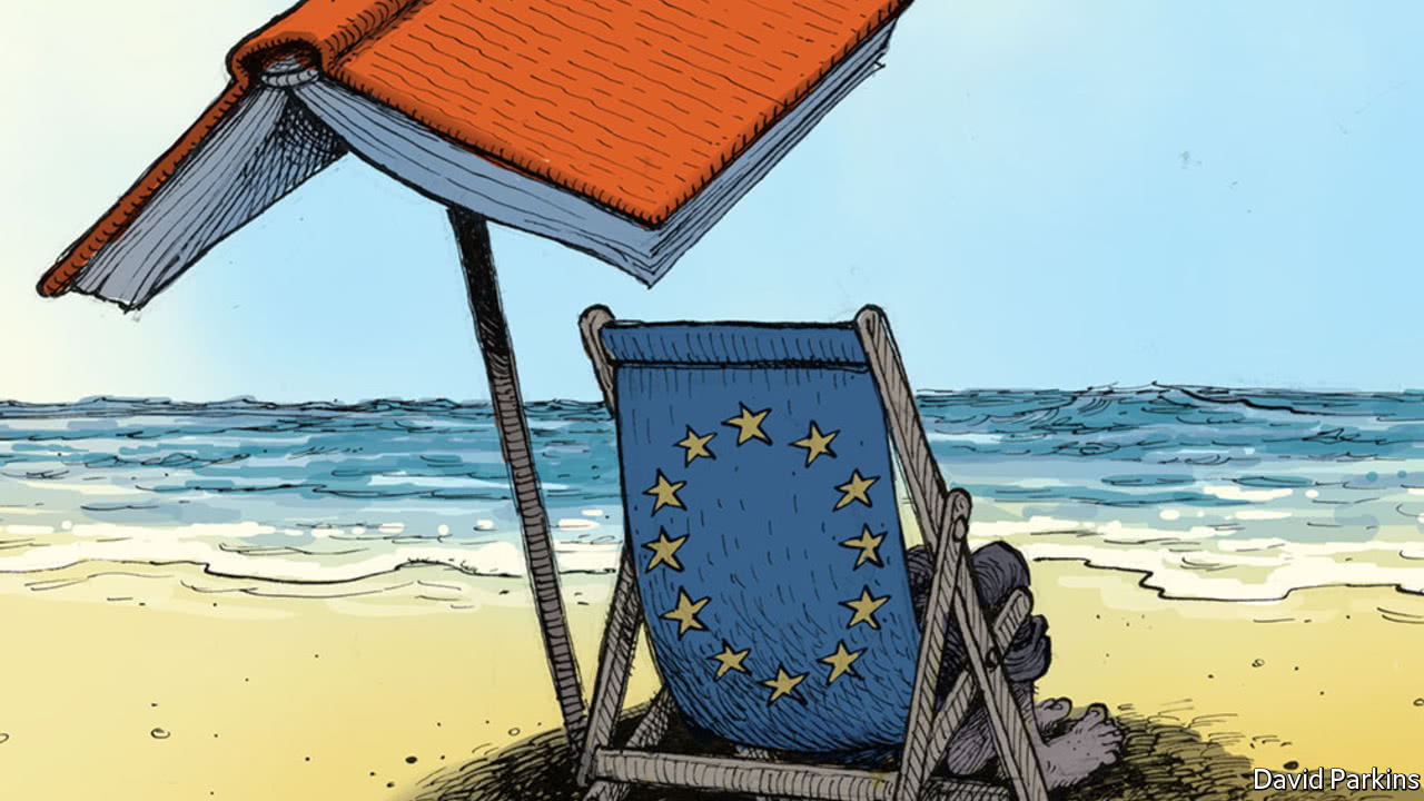A summer reading list for Brussels's bureaucrats