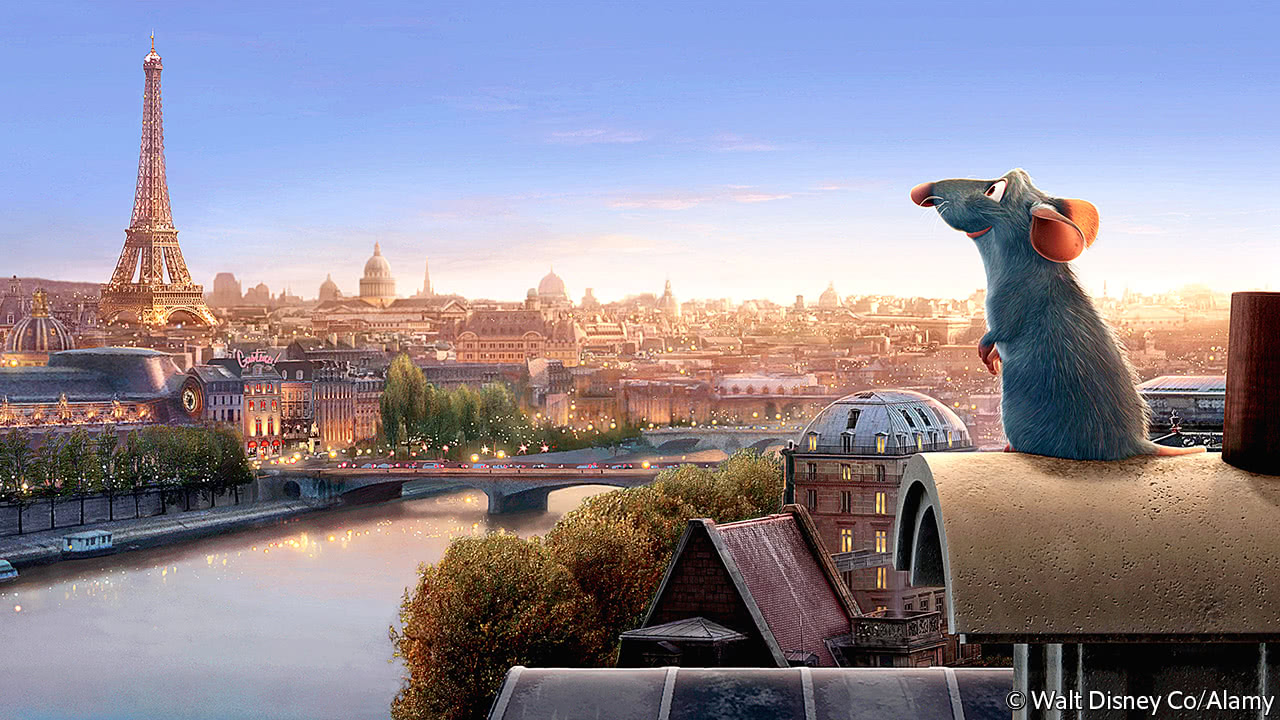 Disney has built a pseudo-Paris near Paris