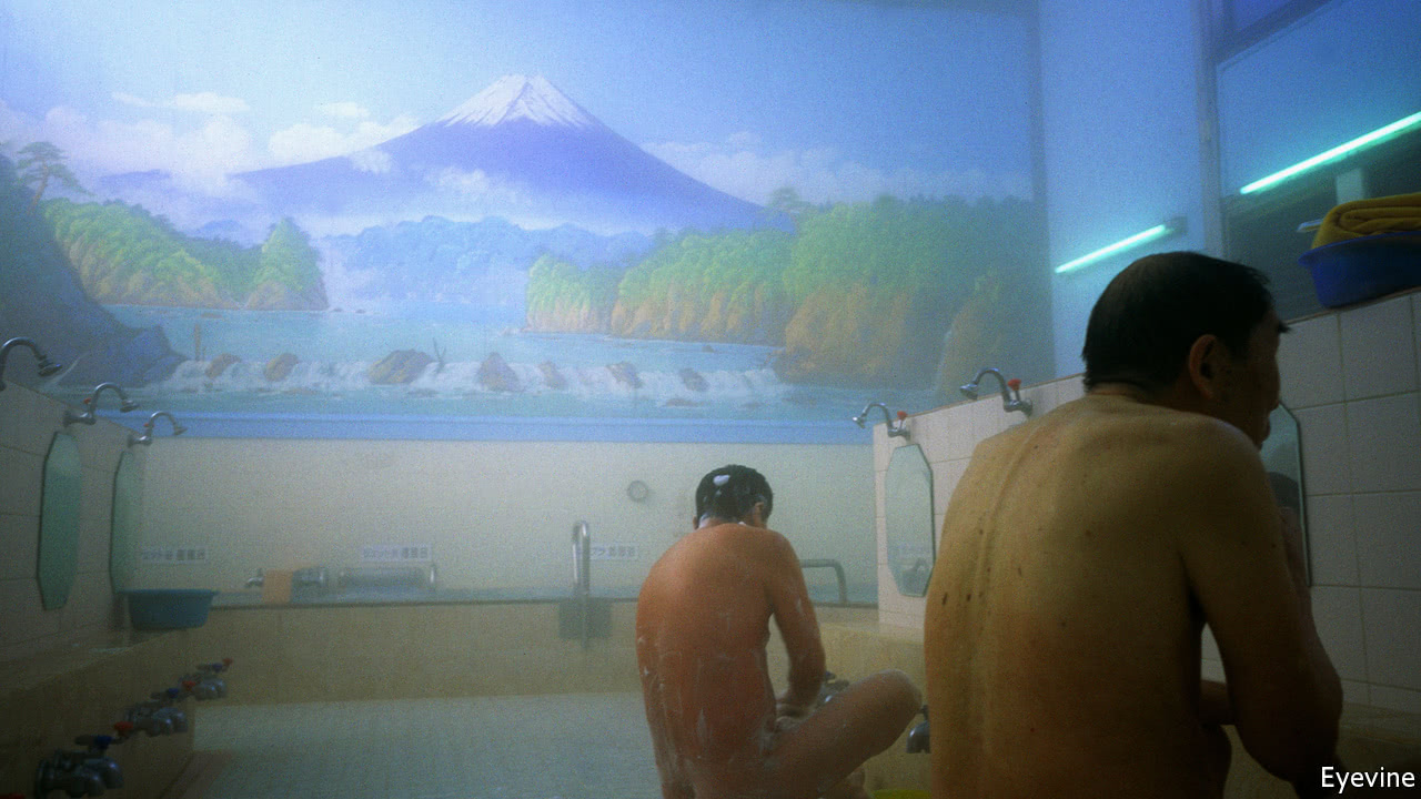 Tokyo's once ubiquitous public baths are fighting to survive