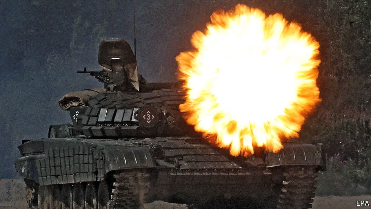 Russia's biggest war game in Europe since the cold war alarms NATO