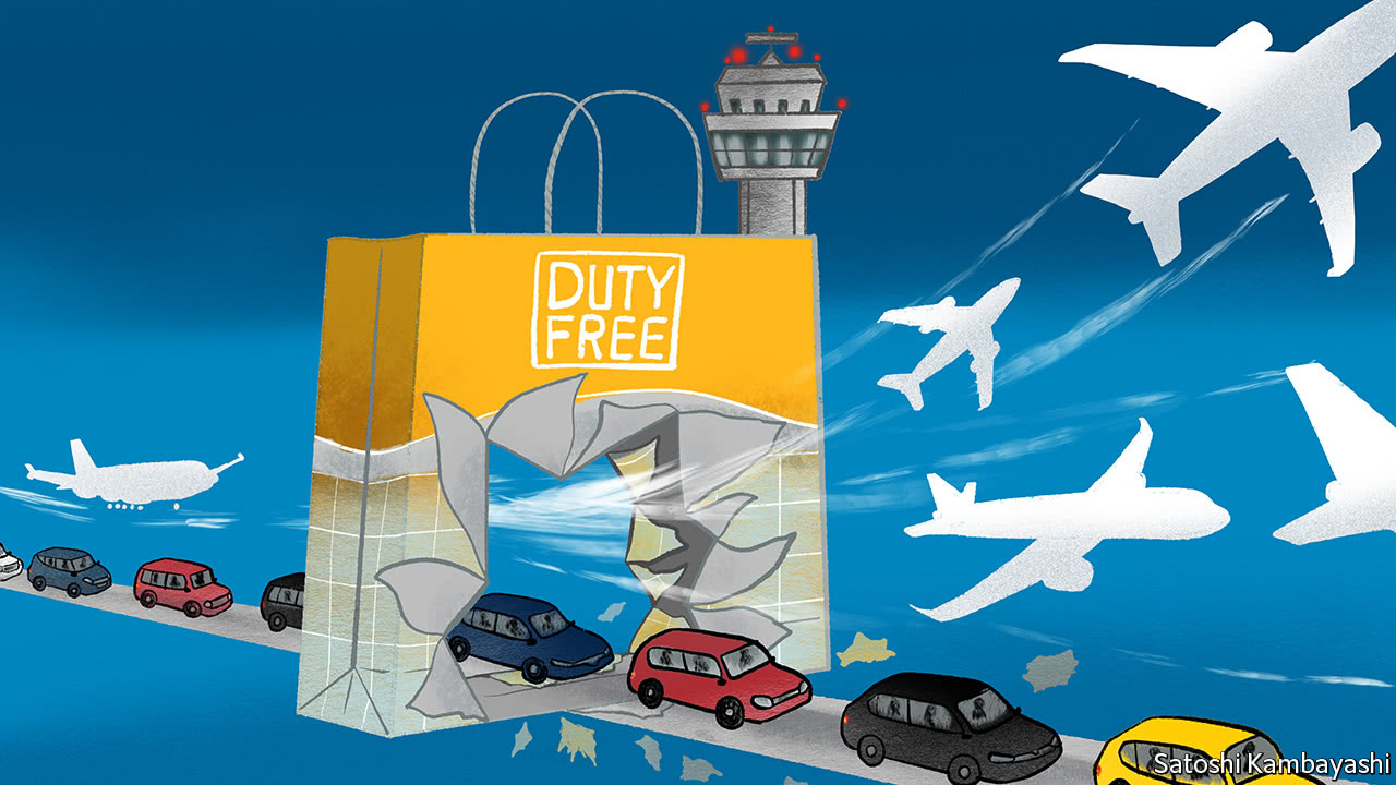 Airport profits: ready to depart