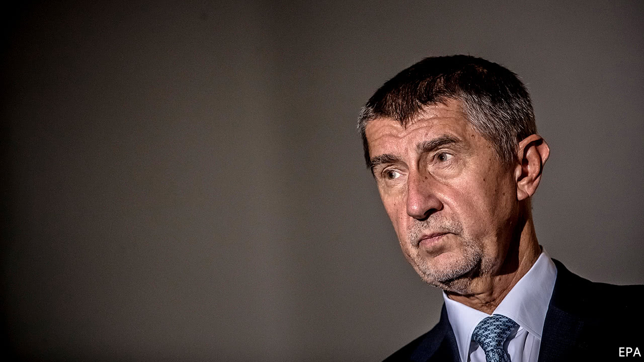 The tangled affairs of the probable next Czech prime minister