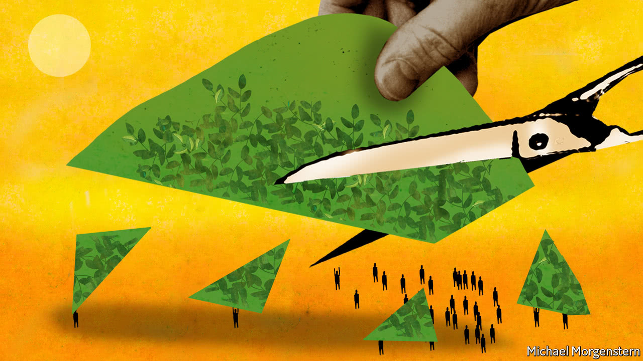 For Asia, the path to prosperity starts with land reform