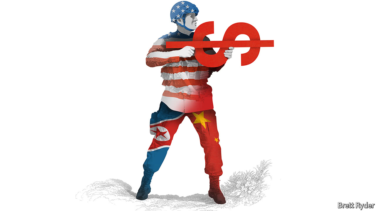 American efforts to control Chinese firms abroad are dangerous