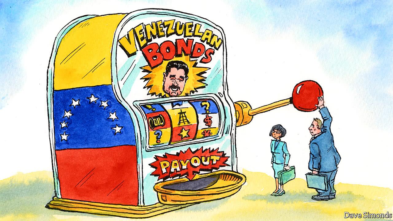 How long can Venezuela avoid default?