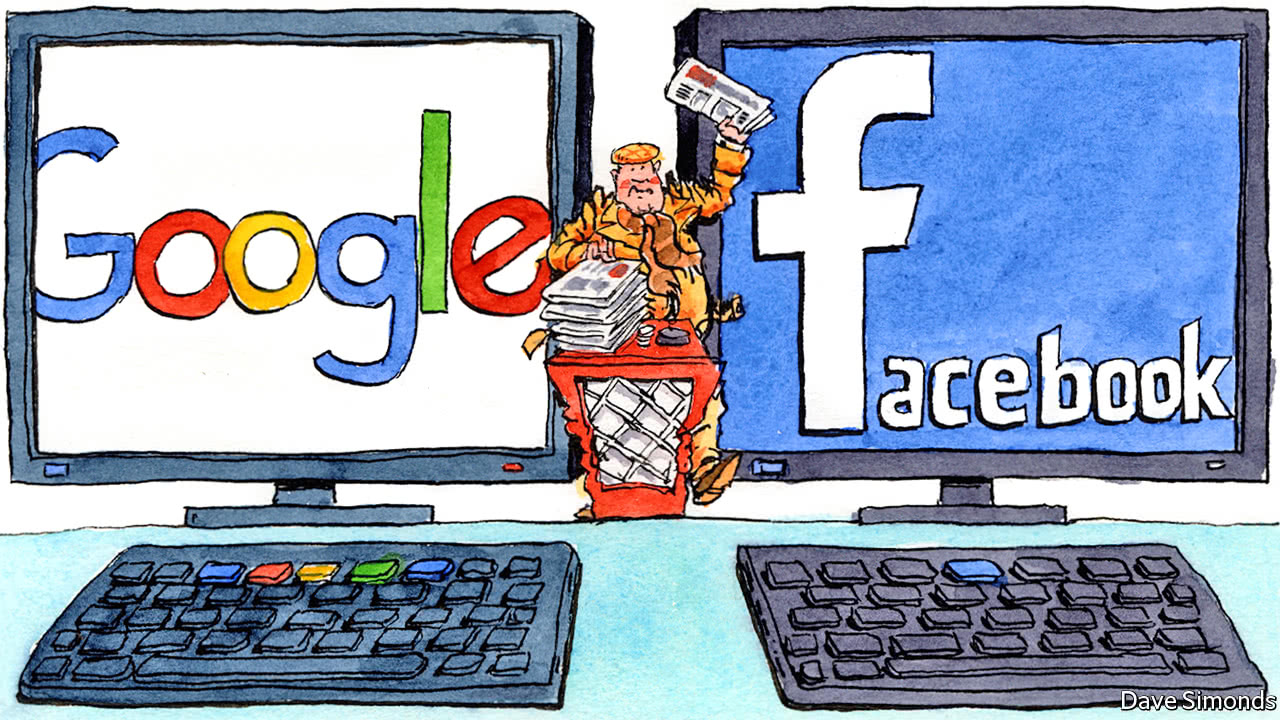 Publishers are wary of Facebook and Google but must work with them